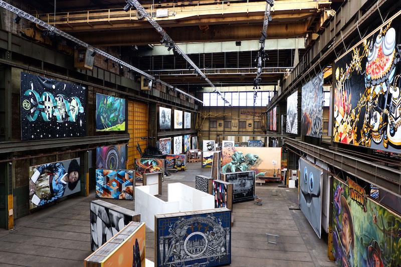 STRAAT street art museum of Amsterdam