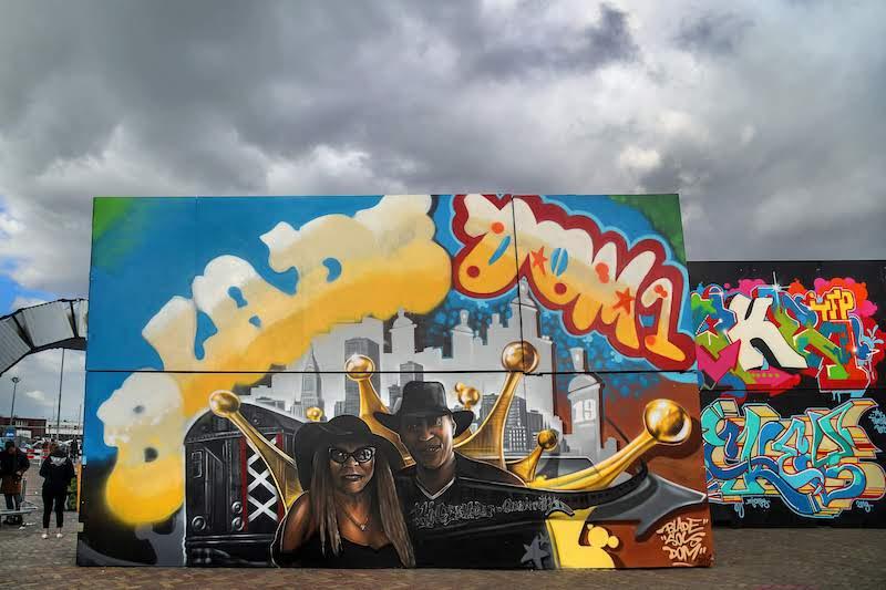 BLADE at Kings Spray graffiti festival Amsterdam