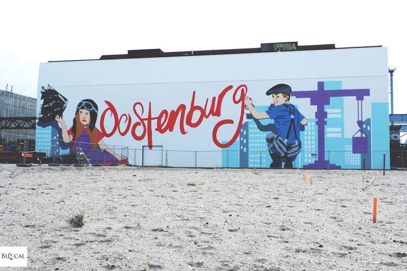 ASA mural Amsterdam street art