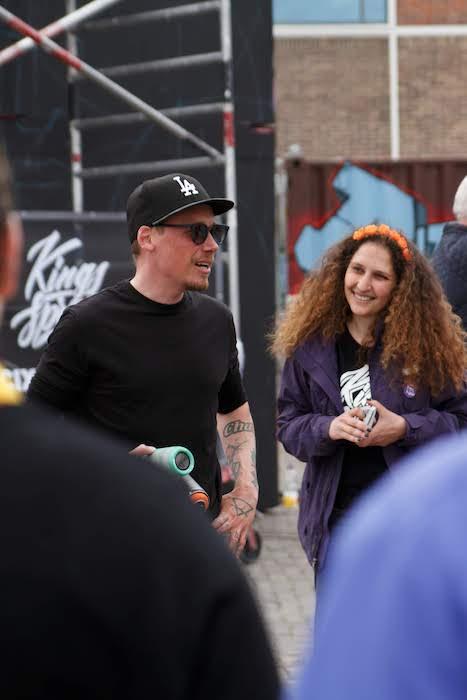 Kings Spray graffiti festival Amsterdam