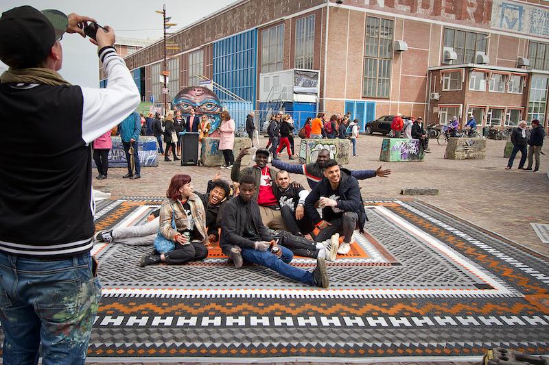 United Painting Kings Spray graffiti NDSM Amsterdam
