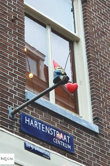 Street Art Frankey Amsterdam