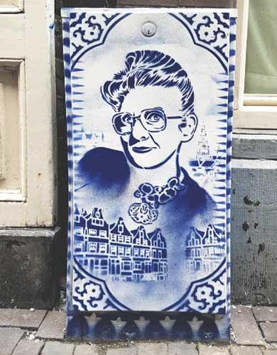 Hugo Kaagman De Wallen Amsterdam