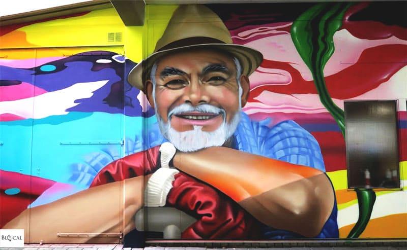 Karski & Beyond street art Amsterdam