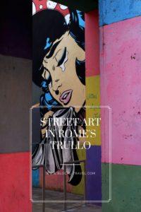 Trullo Rome Street Art Guide Flavio Solo