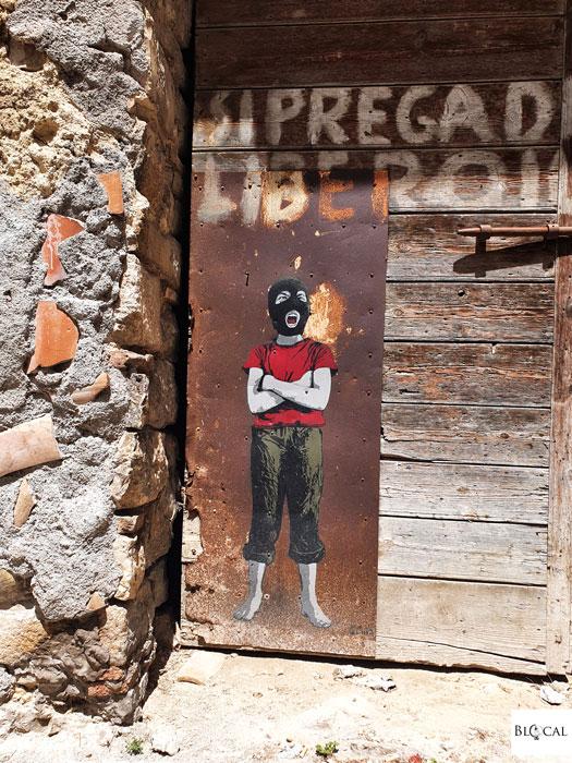 Alias Street art Fondi