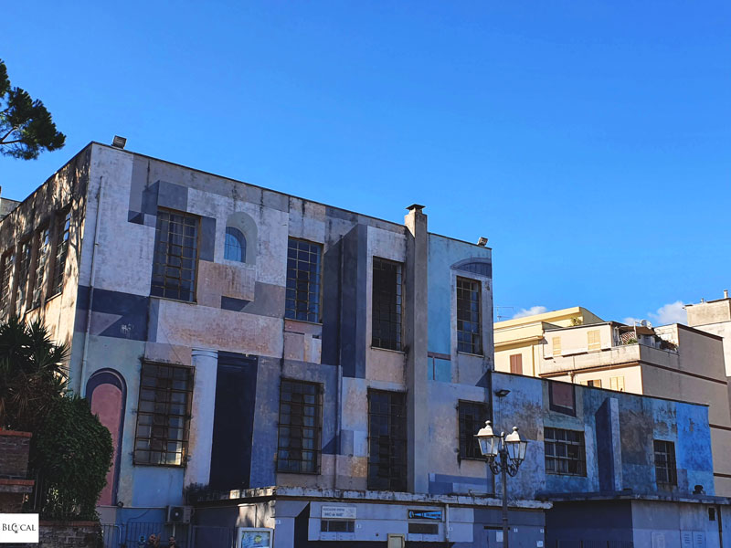 Chazme street art in Formia