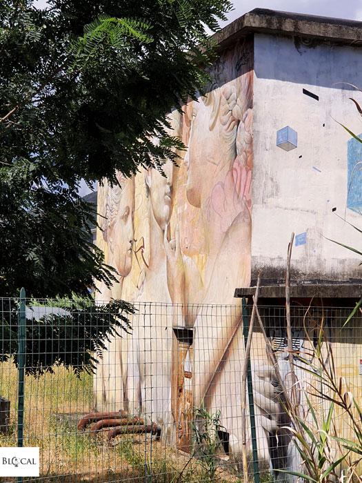 Pichiavo street art in Fondi