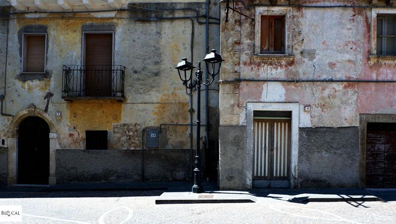 Aielli street art Borgo Universo Abruzzo