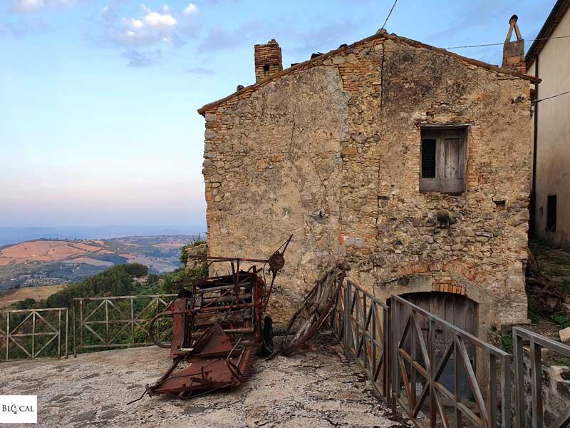 Stigliano Basilicata Italy