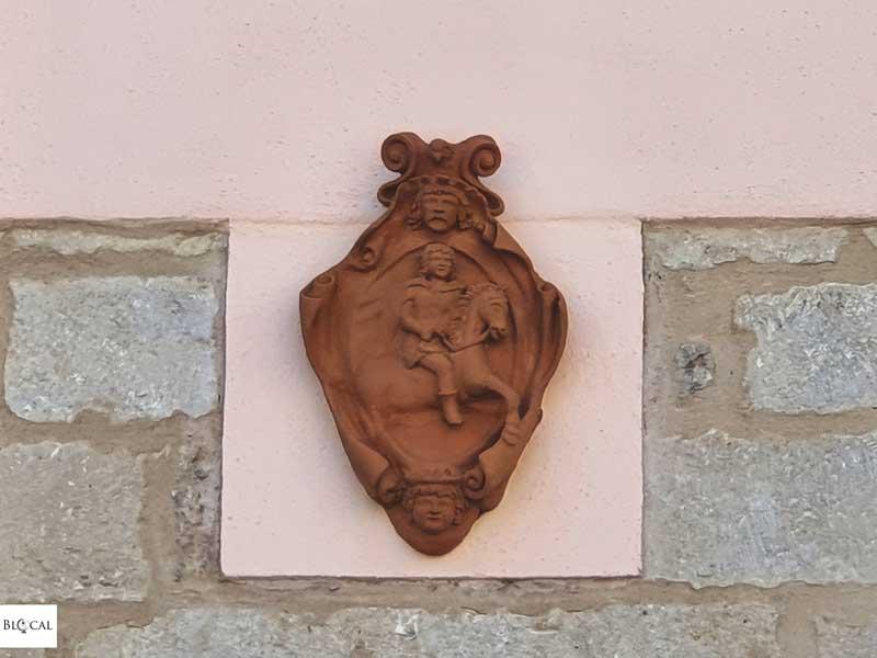 Giovanni Sansone Appartengo festival street art Stigliano Basilicata Italy