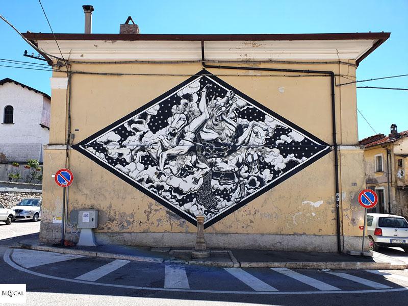 Zamoc Borgo Universo Aielli