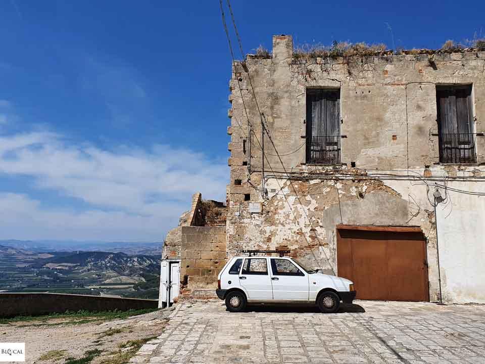 Montalbano Jonico Basilicata Italy